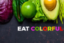 Eat Colorful Dishes