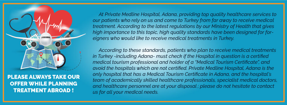 Please Always Take Our Offer While Planning Treatment Abroad