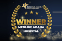 Medline Adana Hospital Received an Award From Istanbul